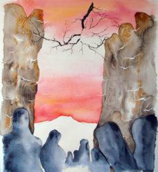 Jean-Louis Hanniet – Les piliers de la terre