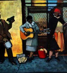 Jean-Noel Rochut – «Bassin street blues» – inédit