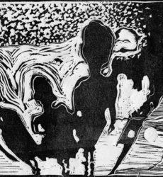 Jean-Marie Wable – linogravure 2