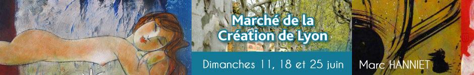 Marché de la Création de Lyon